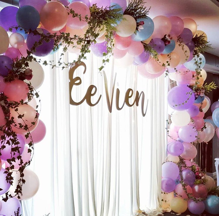 balloon arch wedding balloon miracleballoon2 - miracleballoon2